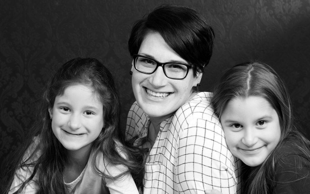 Plasmaspendern sei Dank: Eine ganz normale Familie